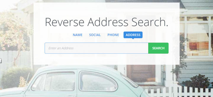 Spokeo reverse adress lookup